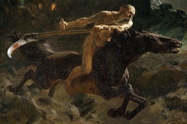 Ulpiano Checa via Alma Kuzma Ulpiano Checa y Sanz 18601916 Horseman