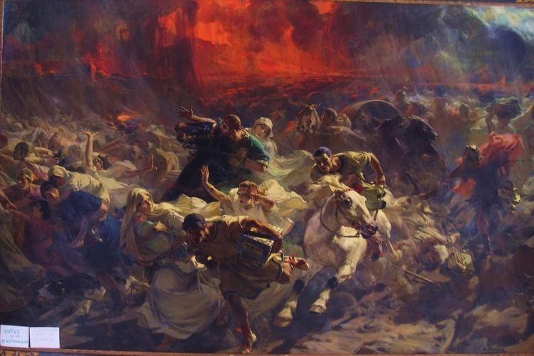Ulpiano Checa Ab laeva rite probatum Imaginando a los romanos I