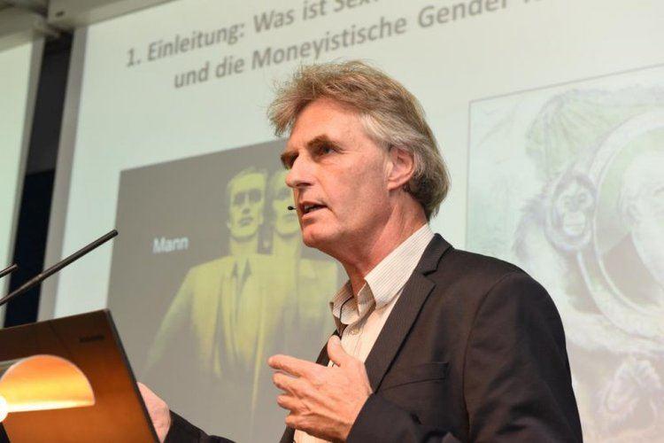 Ulrich Kutschera The gender paradox