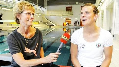 Ulrika Knape Inte gjort min bsta tvling n Sportbladet Aftonbladet