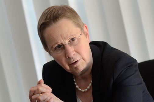 Ulrike Beisiegel Senat stimmt gegen Ausschreibung Zweite Amtszeit fr Gttinger