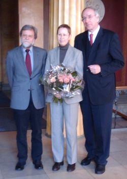 Ulrike Beisiegel Prof Ulrike Beisiegel zur Uniprsidentin gewhlt MONSTERS OF