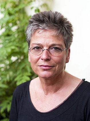 Ulrike Poppe Portrt Revolution und Mauerfall