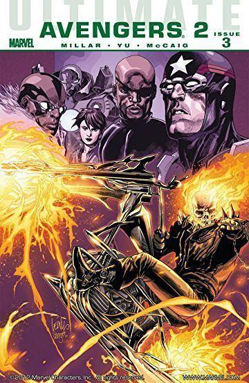 Ultimate Comics: Avengers Ultimate Comics Avengers 2 3 Comics by comiXology