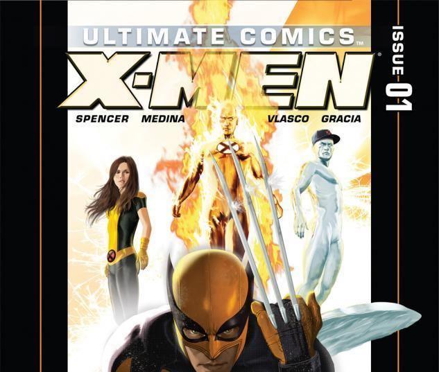 Ultimate Comics: X-Men Ultimate Comics XMen 2010 1 Comics Marvelcom