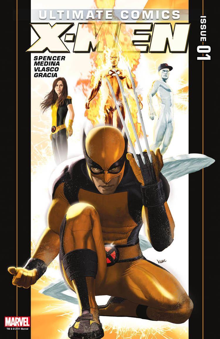 Ultimate Comics: X-Men Preview Ultimate Comics XMen 1 Good Comic Books