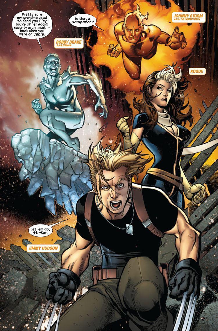 Ultimate Comics: X-Men ultimate xmen Preview Ultimate Comics XMen 5 Superheroes