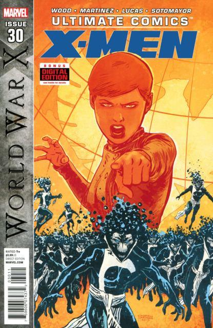 Ultimate Comics: X-Men Ultimate Comics XMen Volume Comic Vine