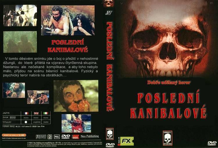 Ultimo mondo cannibale COVERSBOXSK Ultimo mondo cannibale 1977 high quality DVD