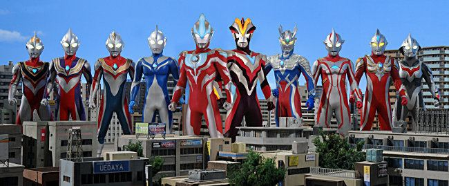 Ultraman Cosmos: The First Contact movie scenes Picture