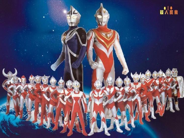 Ultraman Cosmos vs. Ultraman Justice: The Final Battle movie scenes
