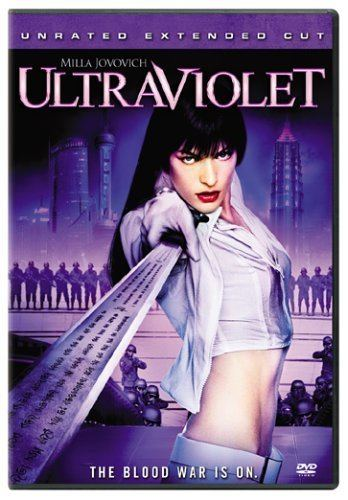 Ultraviolet Amazoncom Ultraviolet Unrated Extended Cut Milla Jovovich
