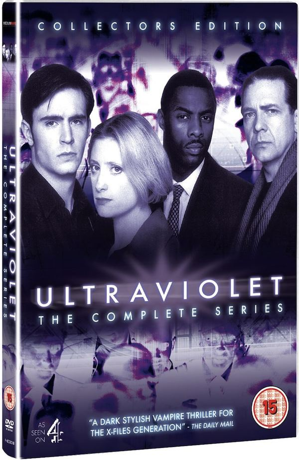 Ultraviolet (TV serial) TV REVIEW Ultraviolet Bring the Noise UK