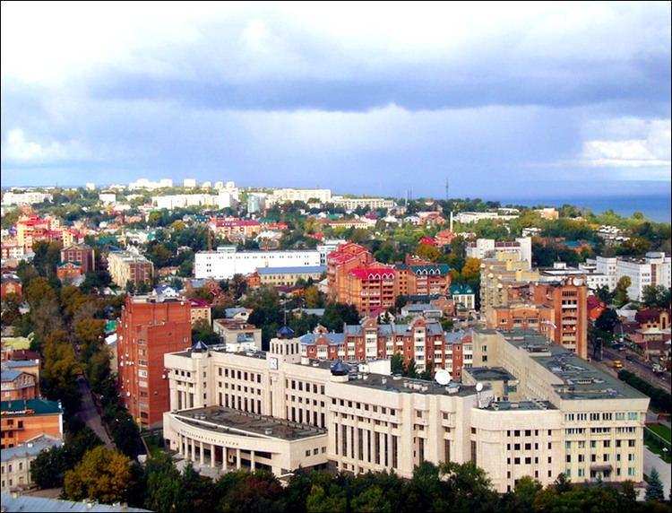 Ulyanovsk in the past, History of Ulyanovsk
