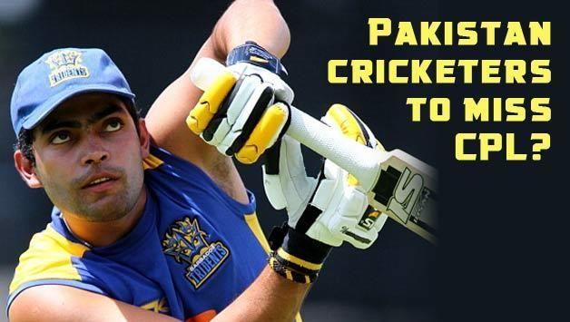 Umar Akmal (Cricketer) playing cricket
