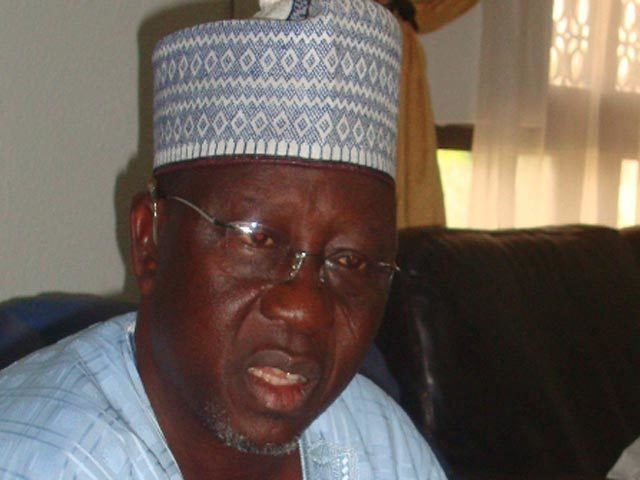 Umaru Tanko Al-Makura Governor Tanko AlMakura Urges Defeated Aspirants To Forget Thier