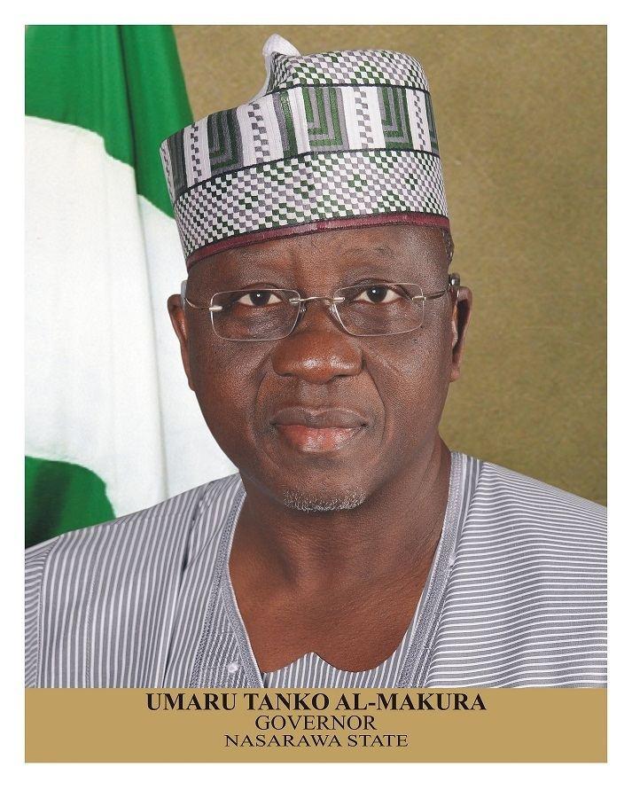 Umaru Tanko Al-Makura Nasarawa State of Nigeria Official Portal