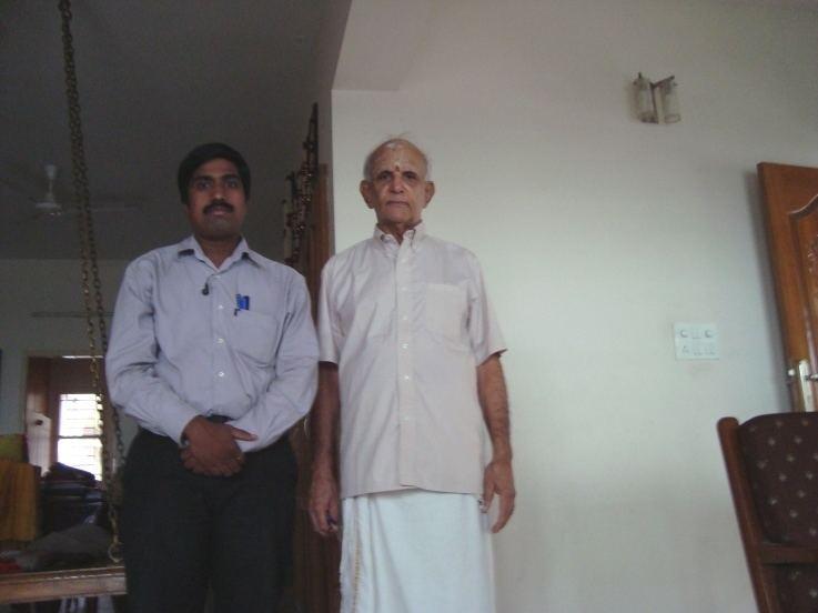Umayalpuram K. Sivaraman ML Rajesh39s Autograph collection he left with Padma
