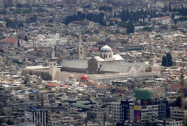 Umayyad Mosque - Alchetron, The Free Social Encyclopedia