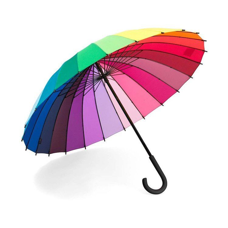 Umbrella Crimson Heart Umbrella heart shaped umbrella rain gear