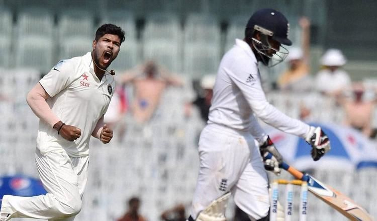 Faster than the fastest Umesh Yadav not too sure about bowling at