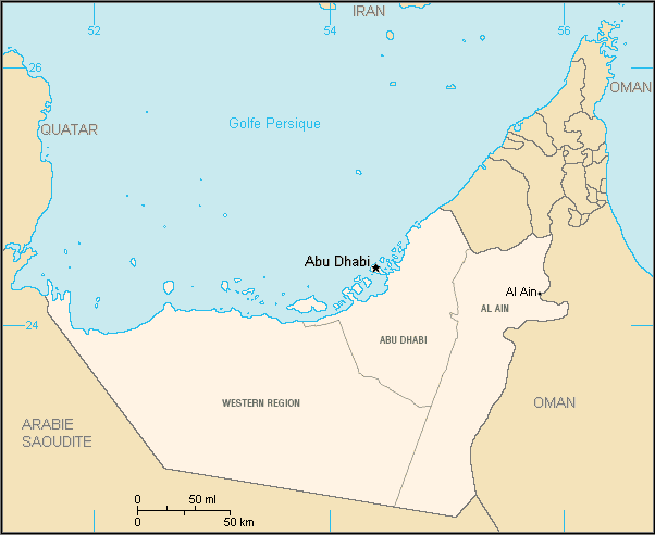 Umm al Quwain in the past, History of Umm al Quwain