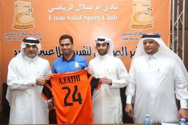 Umm Salal SC Official Ahmed Fathi signs for Qatari side Umm Salal