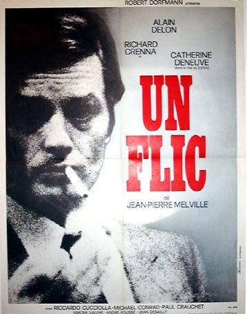 Un flic Movie Posters2038net Posters for movieid135 Flic Un Dirty