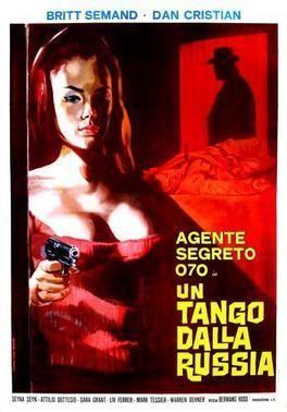 Un tango dalla Russia movie poster