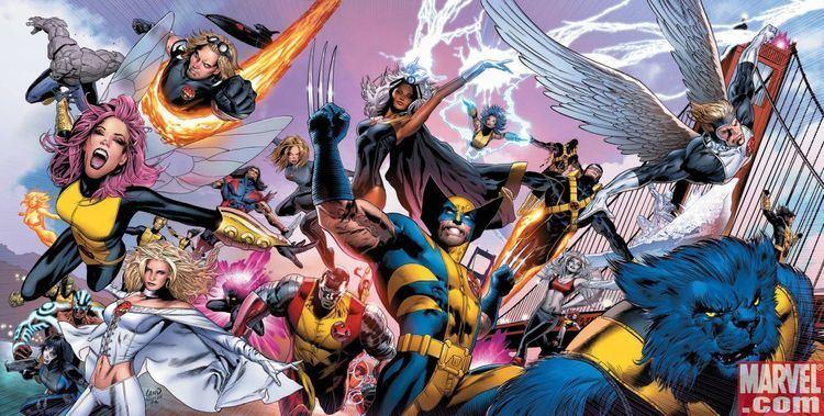 Uncanny X-Men Preview Uncanny XMen 500