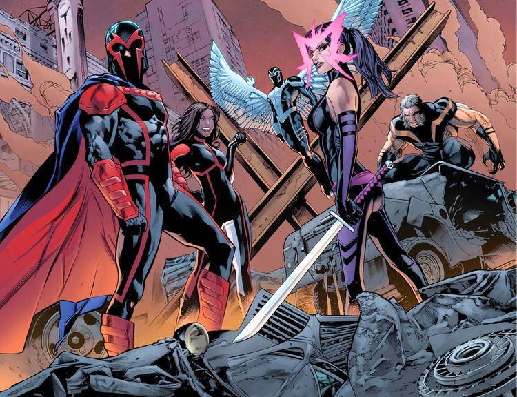 Uncanny X-Men Uncanny XMen Uncanny XMen Vol 4 1 Comicnewbies
