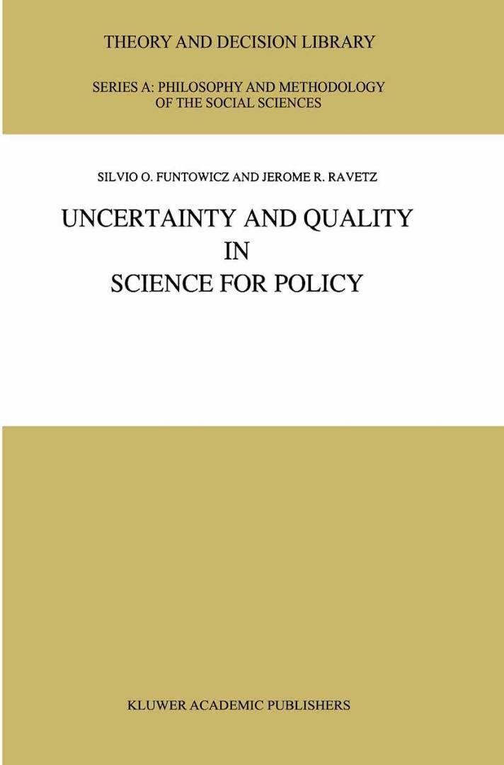 Uncertainty and quality in science for policy t0gstaticcomimagesqtbnANd9GcSOFXcpuhHRnr1u1