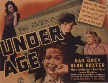 Under Age 1941 film Wikipedia