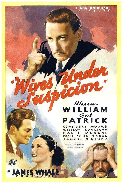 Under Suspicion (1930 film) Wives Under Suspicion Wikipedia