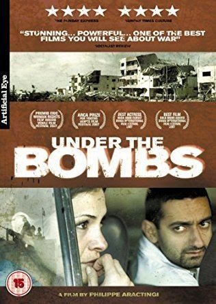 Under the Bombs Under the Bombs DVD Amazoncouk Nada AbouFarhat Philippe