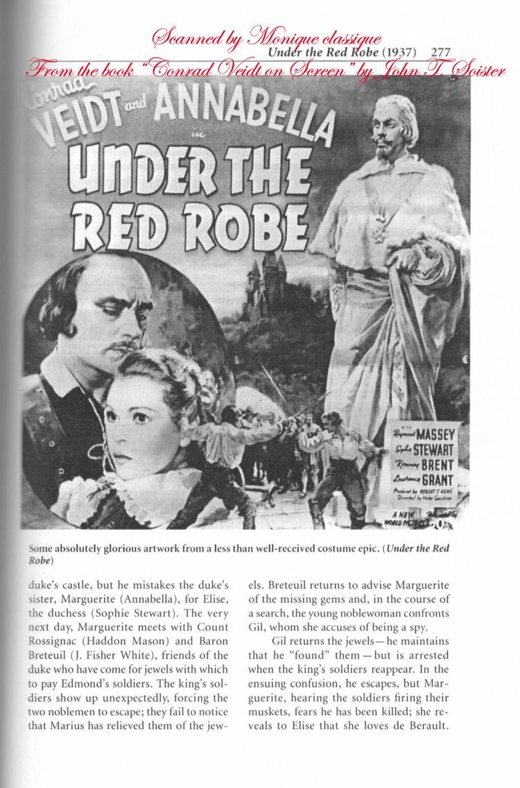 Under the Red Robe 1937 Conrad Veidt Forever