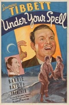 Under Your Spell (film) movie poster