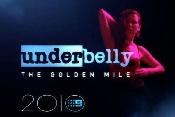 Underbelly: The Golden Mile Screentime Pty Ltd Underbelly The Golden Mile