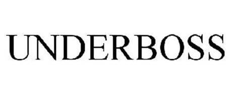 Underboss UNDERBOSS Trademark of James G Bonis Serial Number 77286480