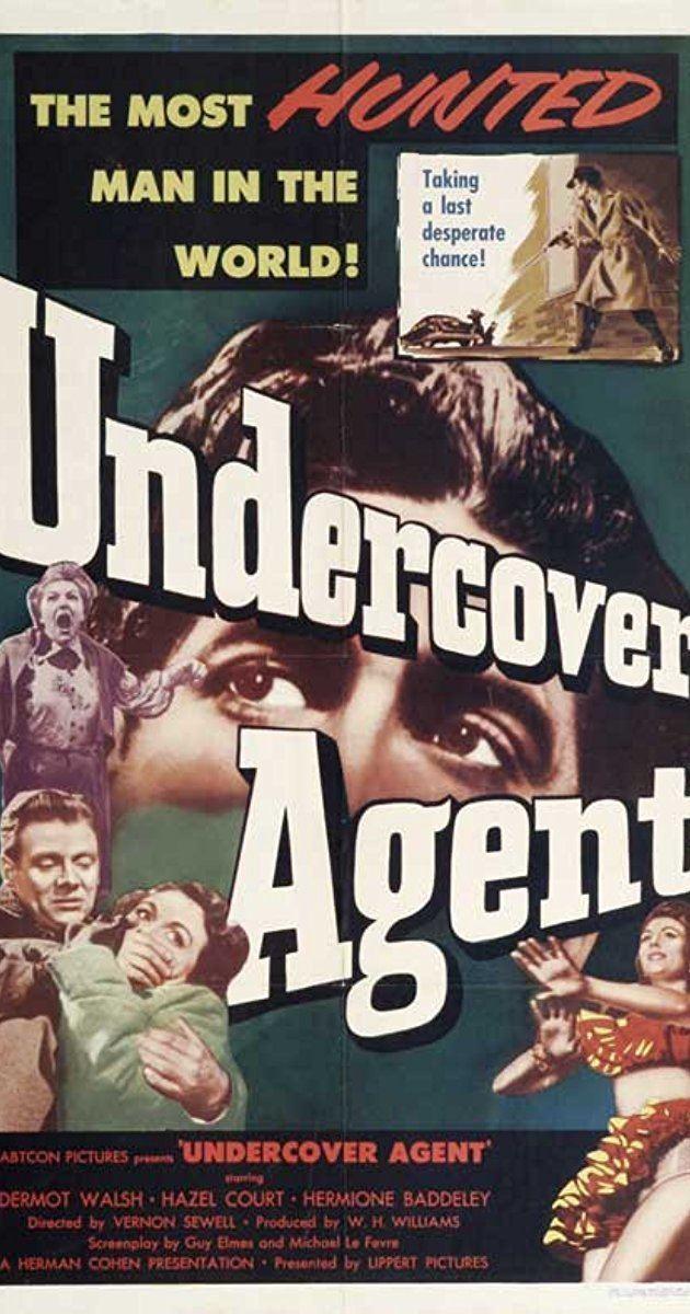 Undercover Agent 1953 IMDb