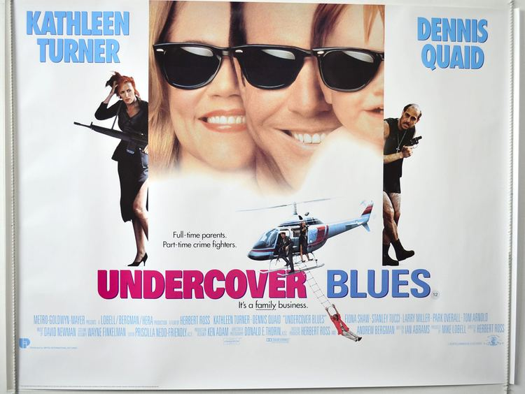 Undercover Blues Undercover Blues Original Cinema Movie Poster From pastposterscom
