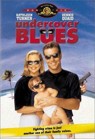 Undercover Blues Amazoncom Undercover Blues Kathleen Turner Dennis Quaid Fiona