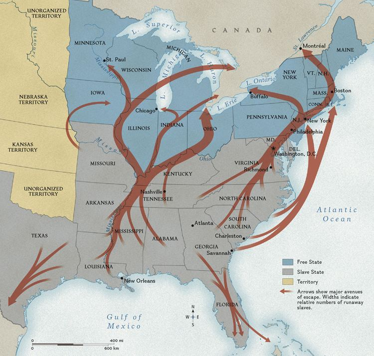 Underground Railroad Underground Railroad The Canadian Encyclopedia