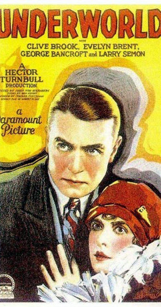 Underworld (1927 film) Underworld 1927 IMDb