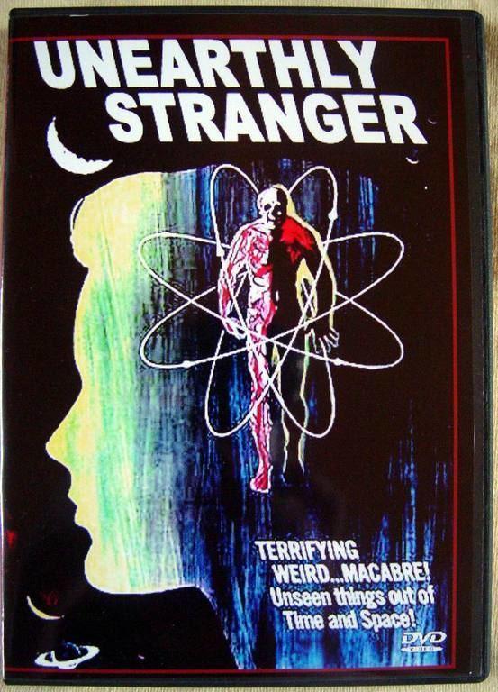 Unearthly Stranger UNEARTHLY STRANGER 1963 CULT HORROR SCIFI GEM for sale