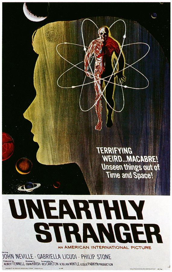 Unearthly Stranger Watch Unearthly Stranger 1963 Movie Online Free Iwannawatchis