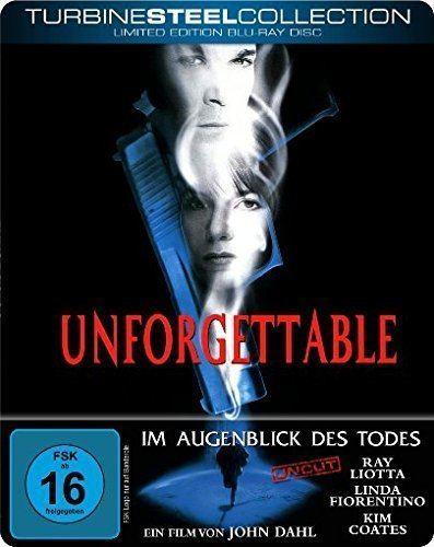 Unforgettable 1996 Bluray FuturePak Germany HiDef Ninja