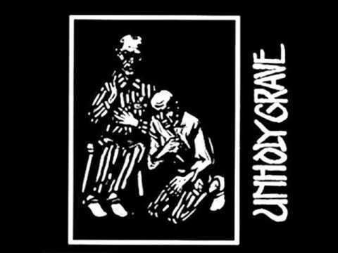 Unholy Grave UNHOLY GRAVE Crucified full album YouTube