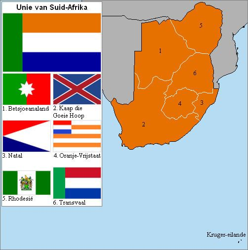 Union of South Africa Alt Union of South Africa by lamnay on DeviantArt