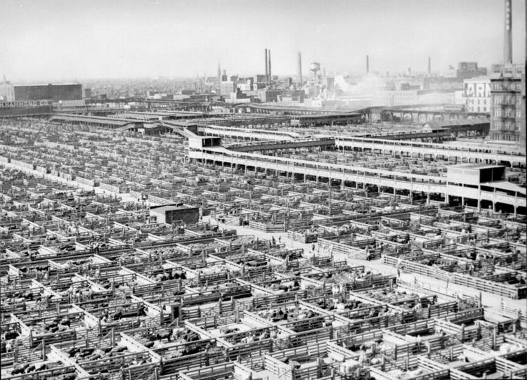 Union Stock Yards Union Stock Yards Wikipedia
